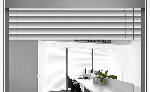 Window blind control