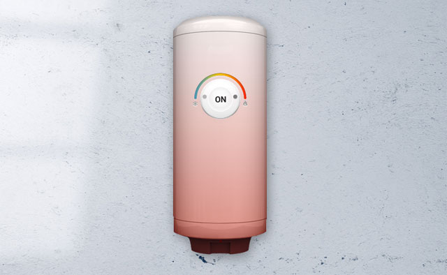 GSM ovladač a hlásič — topení