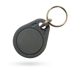 RFID entry keyfob - Gray