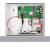 Ústředna s vestavěným GSM/GPRS komunikátorem