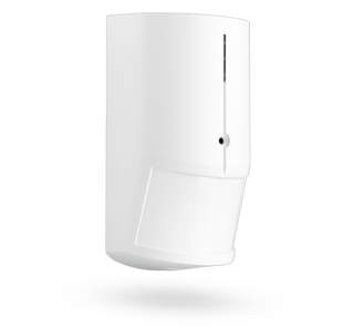 Wireless PIR and glass-break combined detector