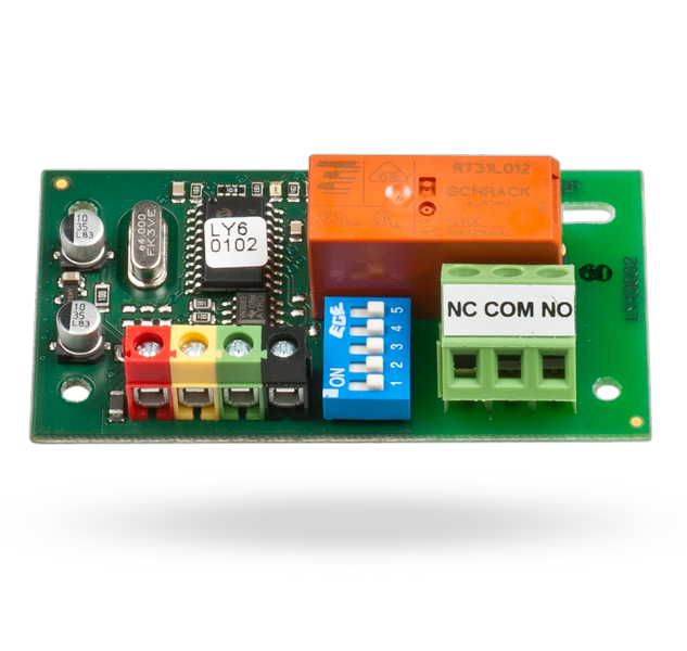 Bus power output module PG
