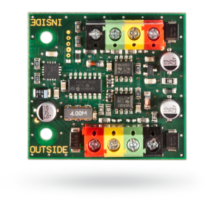Bus short-circuit isolator module