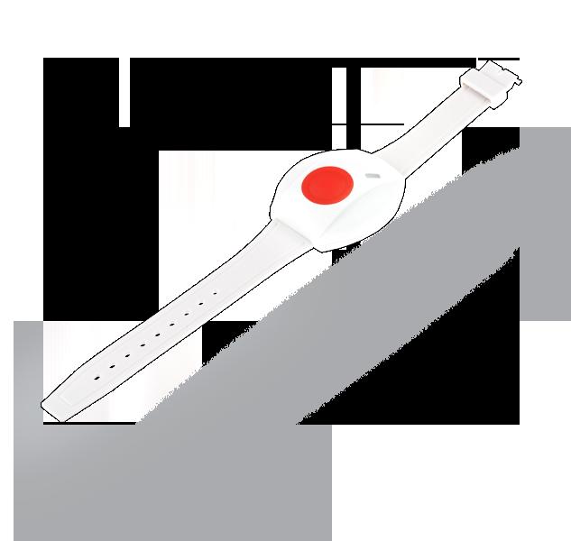 JA-187J Bezdrátové přenosné aktivační tlačítko
