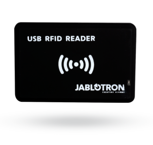 RFID card and key tag reader for PC (connected by USB)