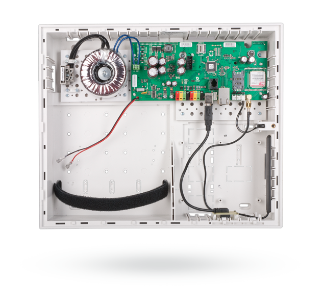 JA-106K Control panel with built-in GSM/GPRS/ LAN communicator