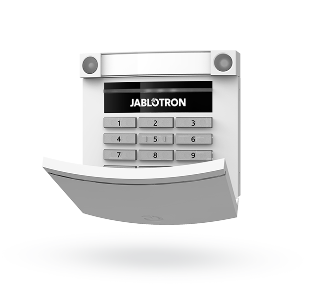 JA-113E Bus Access Module with keypad and RFID