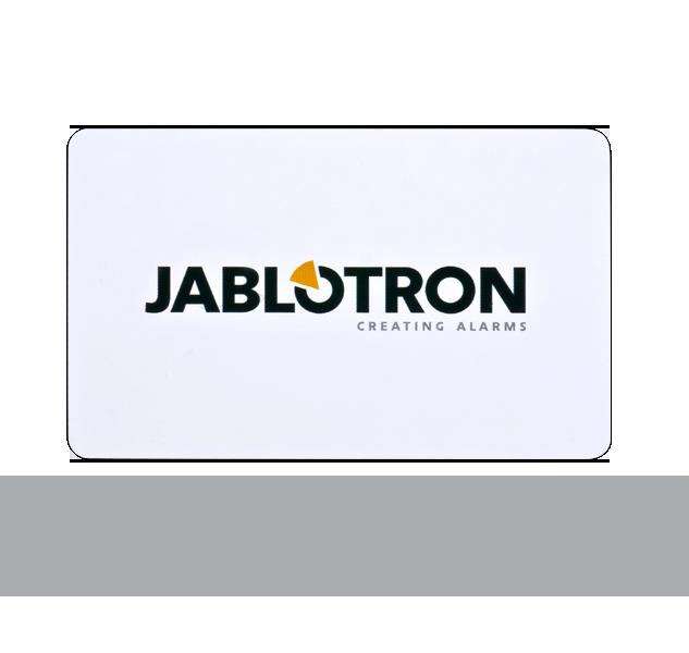 JA-190J Bezdotyková přístupová karta RFID pro systém JA-100