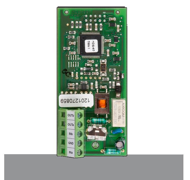 JA-190X Telephone communicator module