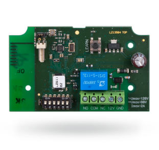 Wireless signal output module PG