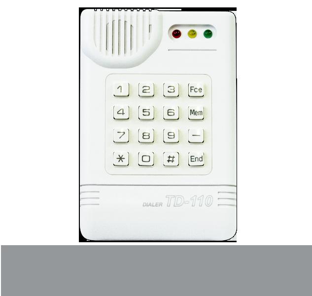TD-110 Phone Dialer