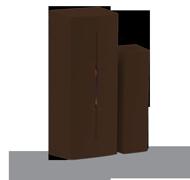 Bezdrátový magnetický detektor