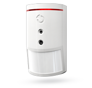 Bus PIR Motion Detector with Camera