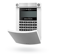 Wireless access module with display, keypad and RFID