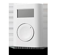 Sběrnicový pokojový termostat