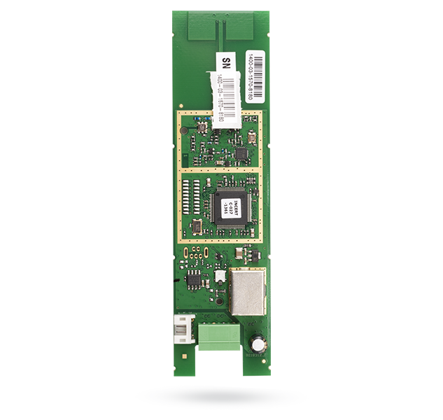 JA-111R Bus interface for JA-100 wireless devices