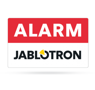Label ALARM 80 x 50 mm