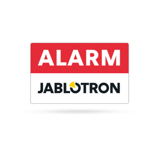 Label ALARM 38 x 23 mm