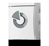 Wireless internal siren for an AC socket