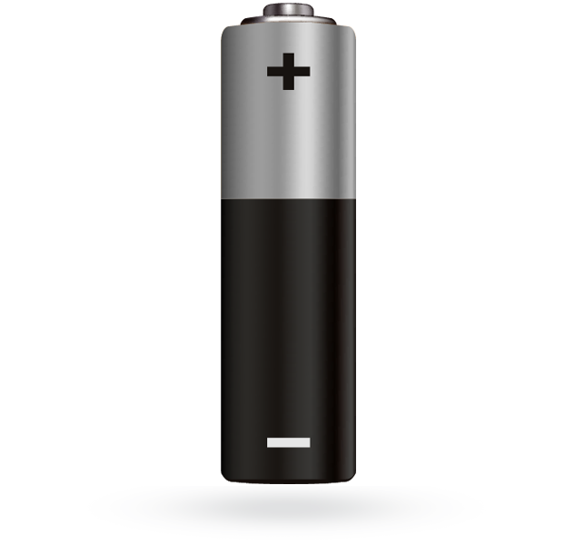 BAT-1V5-AA Alkalická baterie