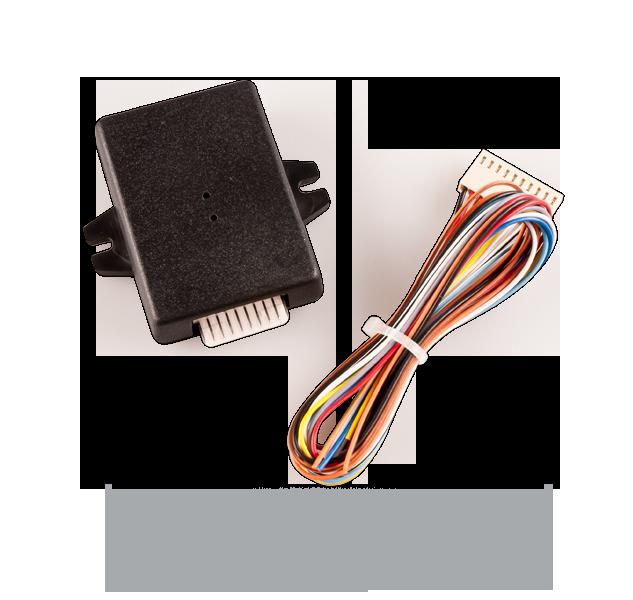 MCB-02 CAN BUS modul