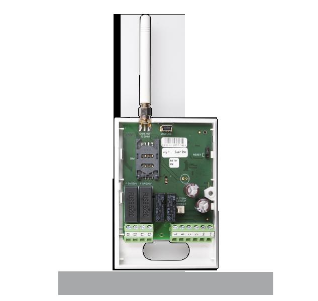 GD-04K Univerzální GSM komunikátor a ovladač