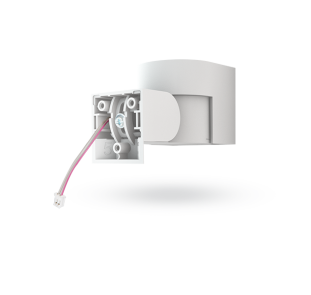 Jointed bracket for JA-1x1P and JA-1x2P PIR detectors
