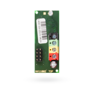 BUS – modul for Ei208W(D) CO-detektor