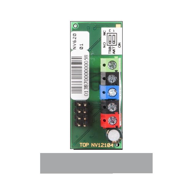 GS-208-CO Drátový modul pro připojení CO detektoru Ei208W(D)