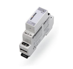 Versatile DIN-rail mounted relay