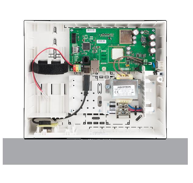 JA-100K Control panel with built-in LAN communicator