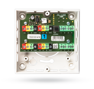 Addressable bus terminal module