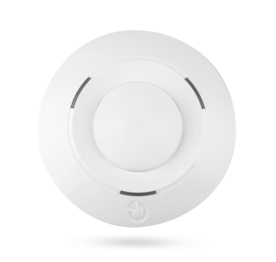 Wireless ceiling PIR motion detector
