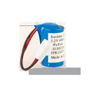 Battery pack - 3.2 V/0.4 Ah - LiFePo4 CR2
