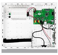 Ústředna s LAN a rádiovým modulem - dodáváno s JA-192Y/JA-194Y (nezahrnuty v ceně)
