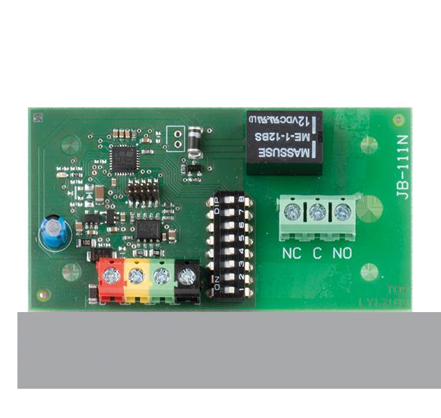 JB-111N Sběrnicový signálový modul výstupů PG