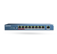 Ethernet switch PoE - 8 Ports