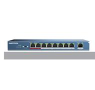 Rozbočovač Ethernetu PoE - 8 portový