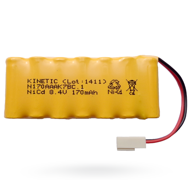 Spare battery for CA-2103, CU-08A