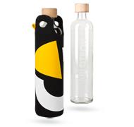 Skleněná láhev s logem JABLOTRON - 0,5 l