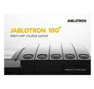 product catalogue JABLOTRON 100+ - EN version