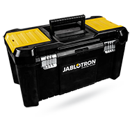 Box na nářadí Stanley s logem Jablotron