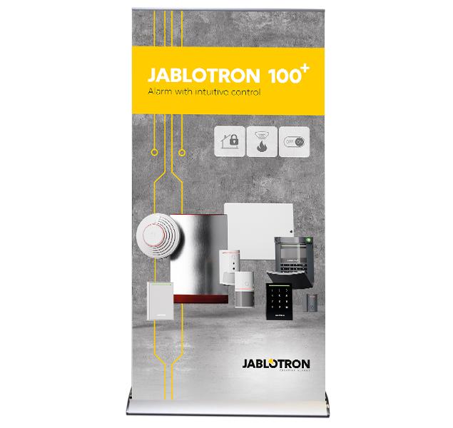 PI-ROLL+ Roll up JABLOTRON 100+