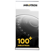 Roll up JABLOTRON 100+ (cammera)