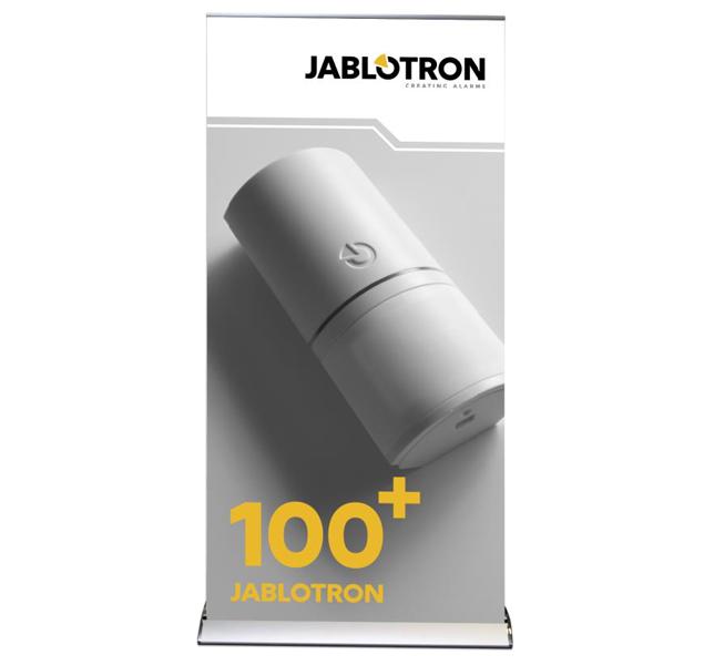 PI-ROLL+PIR Roll up JABLOTRON 100+ (PIR)