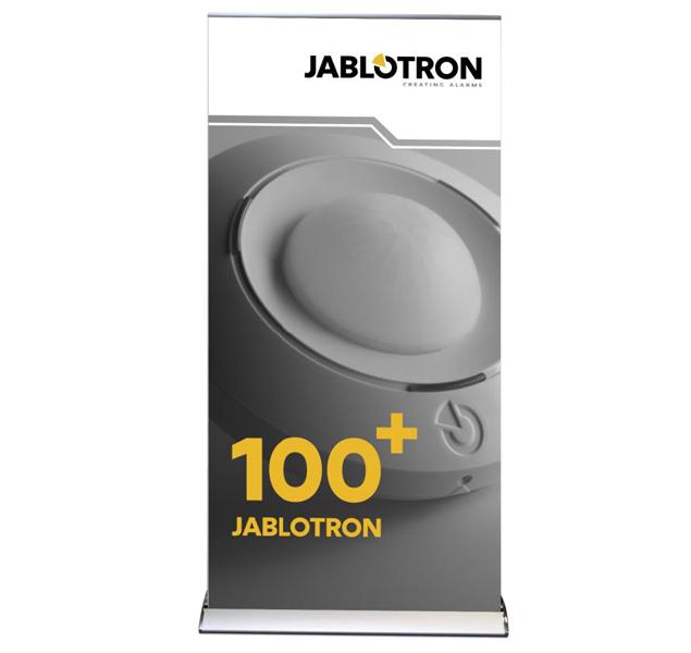 PI-ROLL+CEI Roll up JABLOTRON 100+ (stropní PIR)
