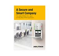 Secure and smart firm brochure JABLOTRON 100+ - EN version