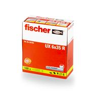 univerzální hmoždinka Fischer UX 6 R