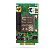 LTE communicator module