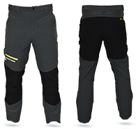 Pánské softshellové kalhoty - velikost 50
